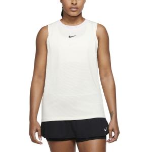 Women`s Tennis Tanks Nike Court Advantage Tank  Coconut Milk/Regal Pink/Black CV4761113