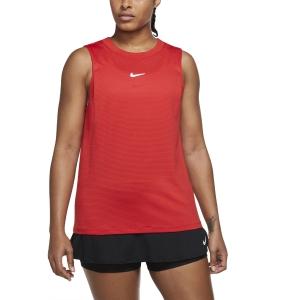 Women`s Tennis Tanks Nike Court Advantage Tank  University Red/White CV4761657