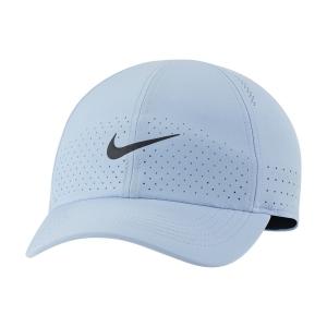 Tennis Hats and Visors Nike Court Advantage Cap  Aluminum CQ9332468