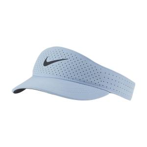 Tennis Hats and Visors Nike Court Advantage Visor  Aluminum CQ9334468