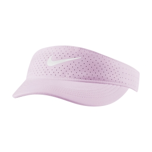 Tennis Hats and Visors Nike Court Advantage Visor  Regal Pink CQ9334695