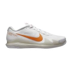 Nike Court Air Zoom Vapor Pro HC - White/Sunset/Light Bone/Racer Blue