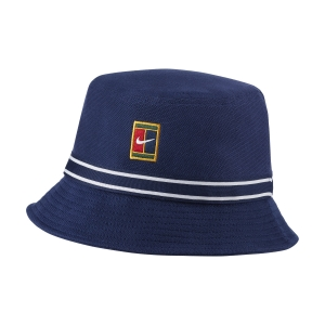 Tennis Hats and Visors Nike Court Cap  Binary Blue DJ6150429