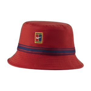 Tennis Hats and Visors Nike Court Cap  University Red DJ6150657