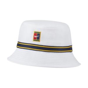 Tennis Hats and Visors Nike Court Cap  White DJ6150100