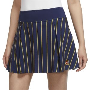 Skirts, Shorts & Skorts Nike Court Club Logo Skirt  Binary Blue DJ3620429