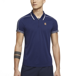 Polo Tenis Hombre Nike Court DriFIT ADV Slam Polo  Binary Blue/White DA4325429