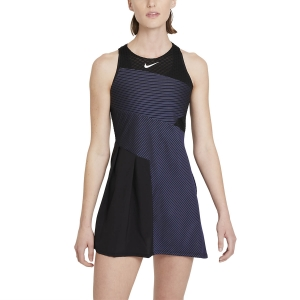 Tennis Dress Nike Court DriFIT ADV Slam Dress  Black/White CV4865010