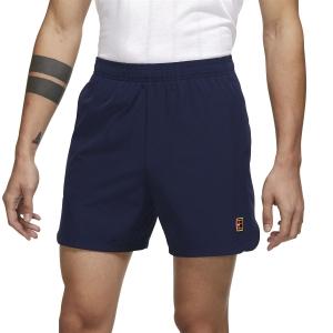 Pantaloncini Tennis Uomo Nike Court DriFIT Slam 7in Pantaloncini  Binary Blue DA4354429
