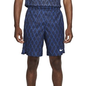 Men's Tennis Shorts Nike Court DriFIT Victory 9in Shorts  Obsidian/White DA4372451