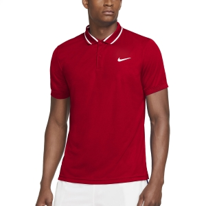 Polo Tenis Hombre Nike Court DriFIT Victory Polo  University Red/White CW6848657