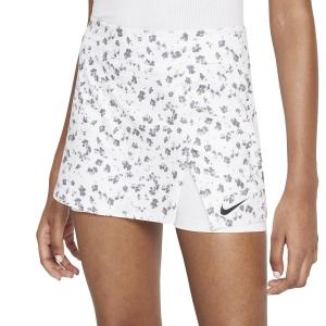 Skirts, Shorts & Skorts Nike Court DriFIT Victory Printed Skirt  White/Black DA4732100