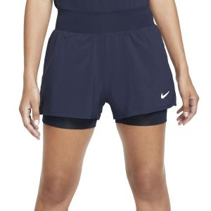 Faldas y Shorts Nike Court Flex Victory 2in Shorts  Obsidian/White CV4817452