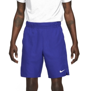Men's Tennis Shorts Nike Court Flex Victory 9in Shorts  Concord/White CV2545471