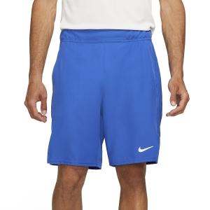 Men's Tennis Shorts Nike Court Flex Victory 9in Shorts  Game Royal/White CV2545480