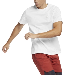 Camisetas de Tenis Hombre Nike Court Camiseta  White BV5809101