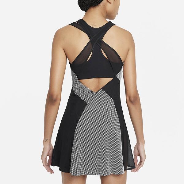 Nike Court Dress - Black/White