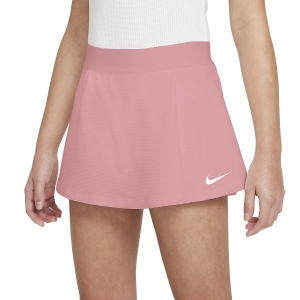 Shorts and Skirts Girl Nike Court Victory Skirt Girl  Elemental Pink/White CV7575698