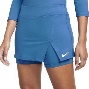 Skirts, Shorts & Skorts Nike Court Victory Logo Skirt  Brigade Blue/White CV4729453