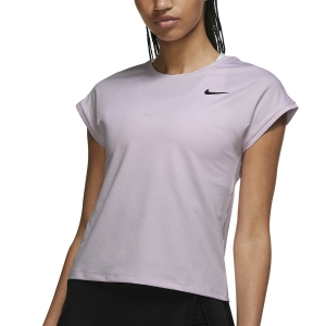 Women`s Tennis T-Shirts and Polos Nike Court Victory TShirt  Regal Pink/Black CV4790695