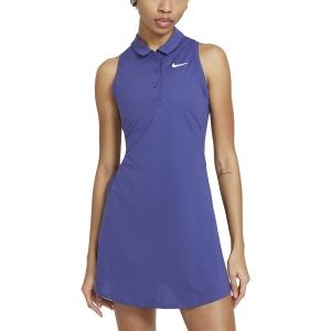 Tennis Dress Nike Court Victory Dress  Dark Purple Dust/White CV4837510