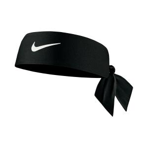 Tennis Headbands Nike DriFIT 4.0 Headband  Black/White N.100.2146.010.OS