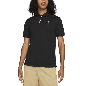 Polo Tenis Hombre Nike DriFIT Heritage Polo  Black DA4379010