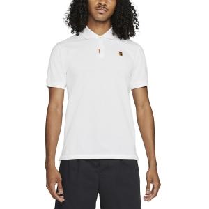 Polo Tenis Hombre Nike DriFIT Heritage Polo  White DA4379101