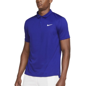 Polo Tenis Hombre Nike DriFIT Victory Polo  Concord/White CW6849471