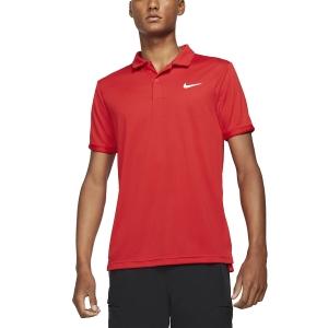 Polo Tenis Hombre Nike DriFIT Victory Polo  University Red/White CW6849657