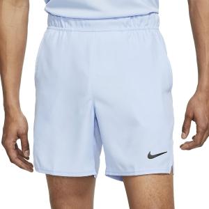 Men's Tennis Shorts Nike Flex Victory 7in Shorts  Aluminum/Black CV3048468