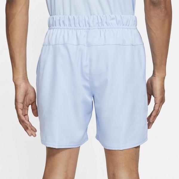 Nike Flex Victory 7in Shorts - Aluminum/Black