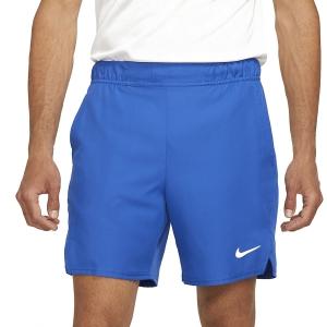 Men's Tennis Shorts Nike Flex Victory 7in Shorts  Game Royal/White CV3048480