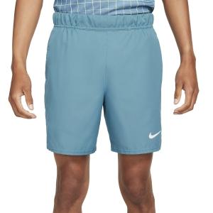 Pantalones Cortos Tenis Hombre Nike Flex Victory 7in Shorts  Riftblue/White CV3048415