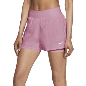 Skirts, Shorts & Skorts Nike Court Flex Victory 2in Shorts  Elemental Pink/White CV4817698
