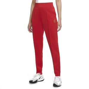 Women's Tennis Pants and Tights Nike Heritage Knit Pants  University Red DA4722657