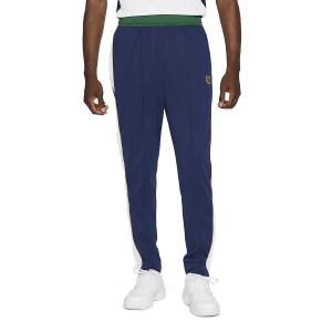 Pantalones y Tights Tenis Hombre Nike Heritage Pantalones  Binary Blue/Gorge Green/White DC0621429