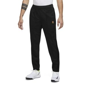 Pantaloni e Tights Tennis Uomo Nike Heritage Pantaloni  Black DC0621010
