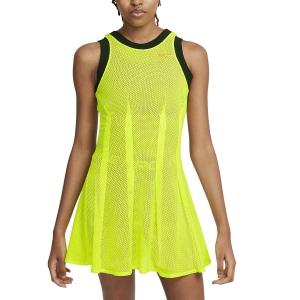 Vestito da Tennis Nike Naomi Osaka NY Vestito  Lemon Venom/Bright Crimson DJ3053737