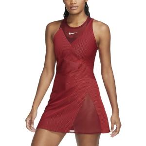 Vestito da Tennis Nike Naomi Osaka Tokyo Vestito  Team Red/White DB3812677