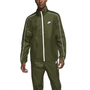 Men's Tennis Suit Nike Sportswear Basic Bodysuit  Rough Green/White BV3030327