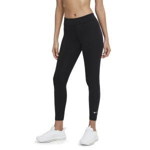 Women's Tennis Pants and Tights Nike Sportswear Essential Tights  Black/White CZ8532010
