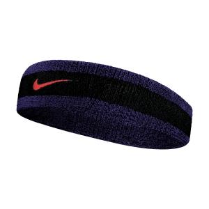Bandas Tenis Nike Swoosh Banda  Black/Court Purple/Chile Red N.000.1544.043.OS
