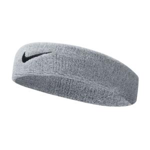 Tennis Headbands Nike Swoosh Headband  Grey/White N.NN.07.051.OS