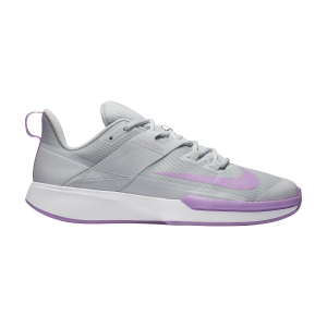 Scarpe Tennis Donna Nike Vapor Lite Clay  Photon Dust/Fuchsia Glow/White DH2945033