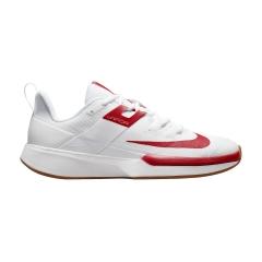 Nike Vapor Lite Clay - White/University Red/Wheat