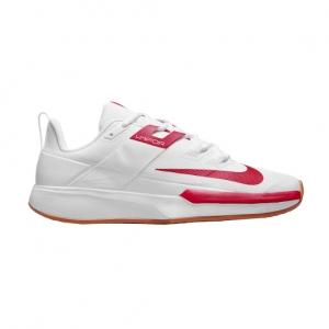 Calzado Tenis Hombre Nike Vapor Lite HC  White/University Red/Wheat DC3432188