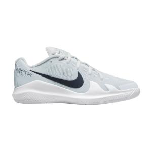 Calzado Tenis Niños Nike Vapor Pro HC Ninos  Pure Platinum/Obsidian/White CV0863007