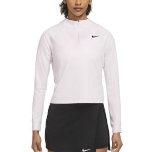 Maglie e Felpe Tennis Donna Nike Victory DriFIT Maglia  Regal Pink/Black CV4697695