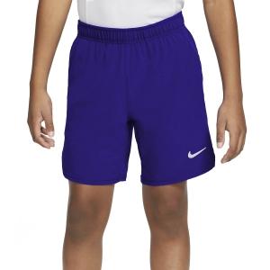 Pantaloncini e Pants Tennis Boy Nike Victory Flex Ace 6in Pantaloncini Bambino  Concord/White CI9409471
